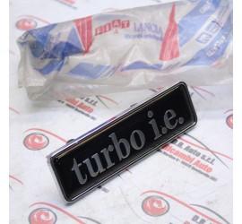 """SIGLA ADESIVA """"TURBO I.E.""""..."""