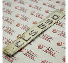 EMBLEMA MERCEDES CLS 550...