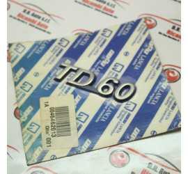 EMBLEMA FIAT PUNTO TD60...